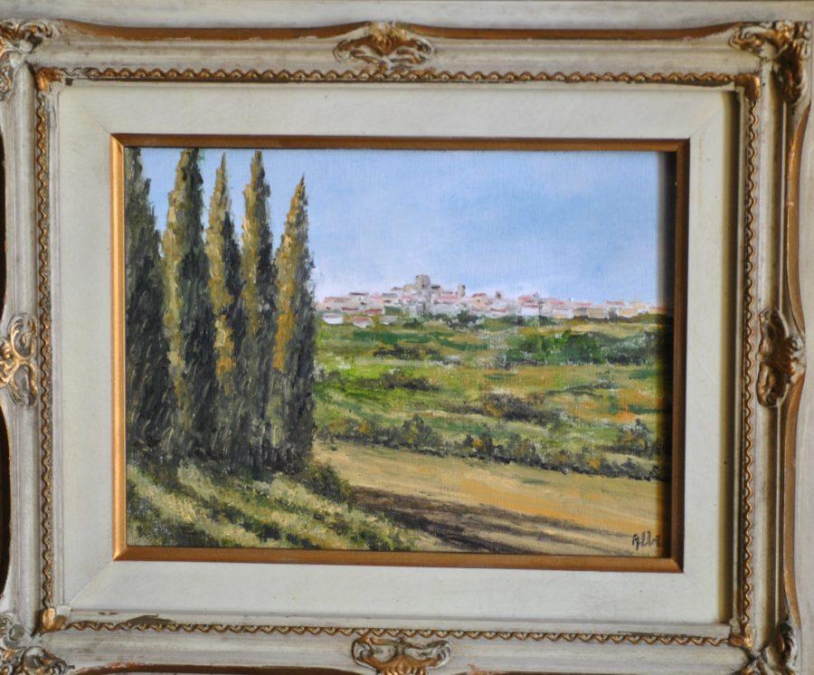 Cipressi a Manciano