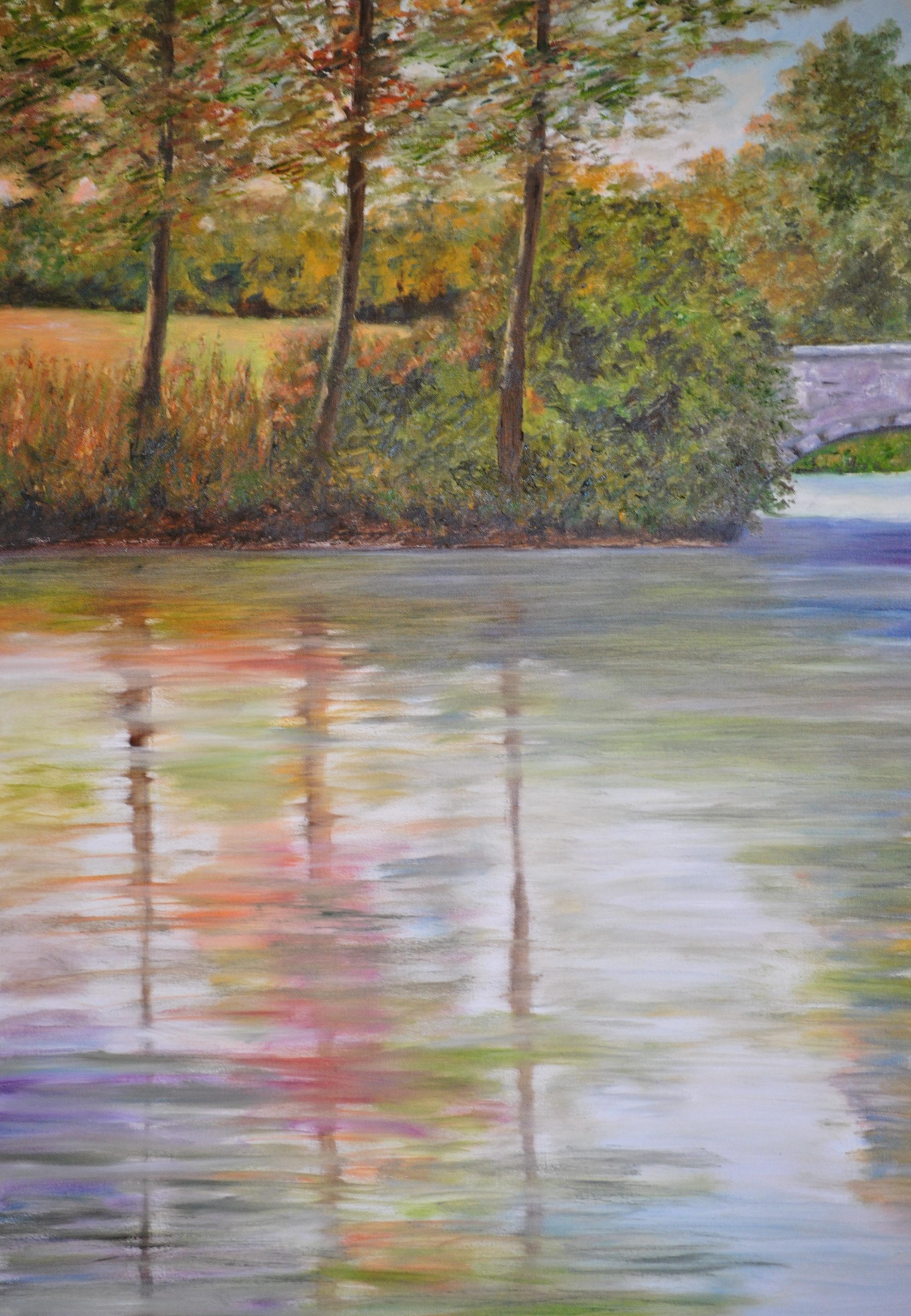 Riflessi sul fiume